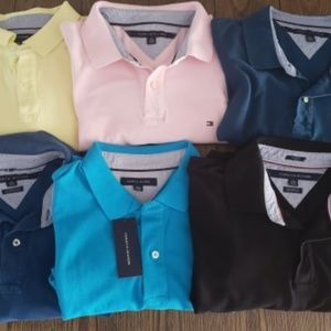 Tommy Hilfiger polo shirts - XL